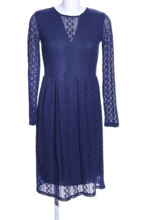 Anna Field Kanten jurk blauw elegant