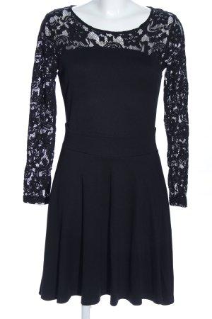 Anna Field Robe en dentelle noir élégant