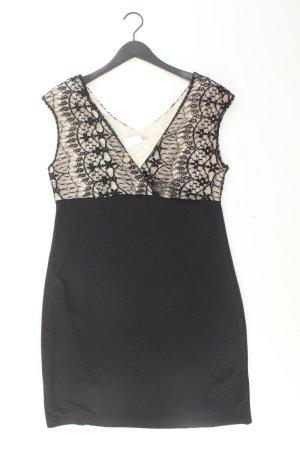 Anna Field Spitzenkleid Größe 42 schwarz aus Polyester