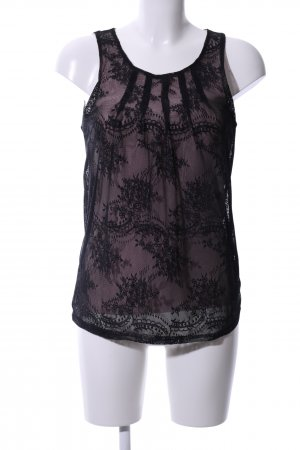 Anna Field Lace Top black business style
