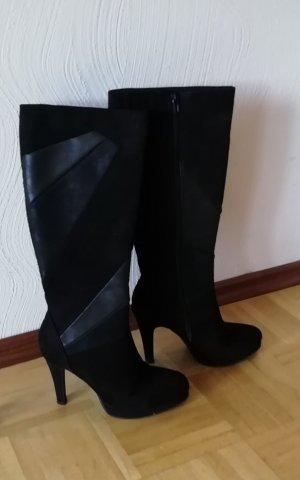 Anna Field Laarzen met hoge hakken zwart