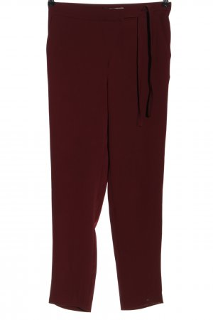 Anna Field Jersey Pants red business style