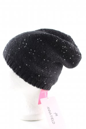 Anna Field Fabric Hat black casual look