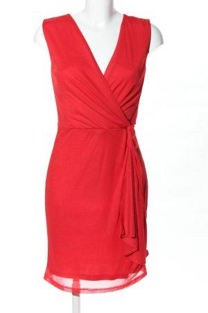 Anna Field Stretch jurk rood feest stijl