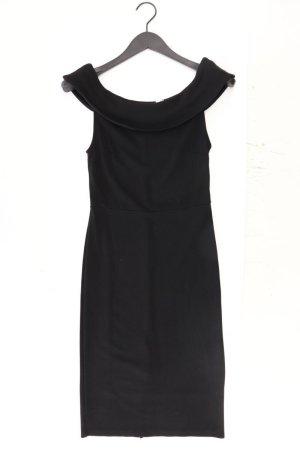 Anna Field Stretchkleid Größe 38 Ärmellos mit Carmen-Ausschnitt schwarz
