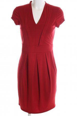 Anna Field Stretch Dress red