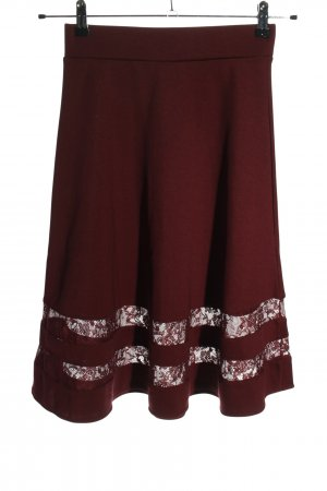 Anna Field Stretch Skirt red casual look