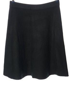Anna Field Gebreide rok zwart casual uitstraling