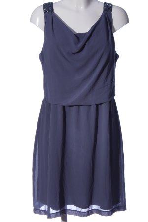 Anna Field Robe à bretelles bleu style décontracté