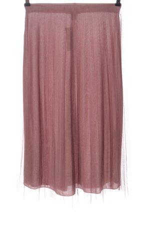 Anna Field Gonna di tulle rosa stile casual