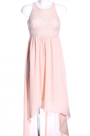Anna Field Asymetryczna sukienka nude W stylu biznesowym