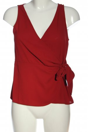 Anna Field Blouse portefeuille rouge style d'affaires