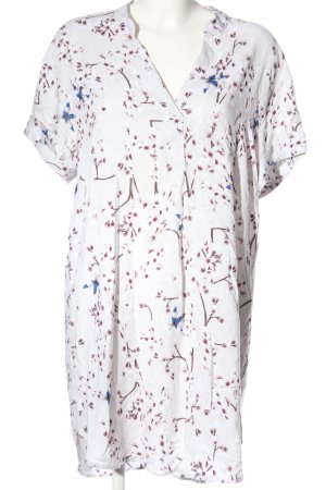 Anna Glover × H&M Jurk met korte mouwen volledige print casual uitstraling