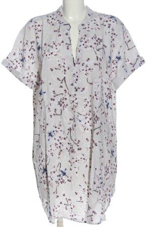 Anna Glover × H&M Mini-jurk volledige print casual uitstraling