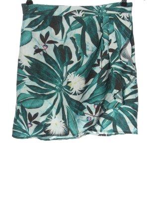 Anna Glover × H&M Spódnica mini Na całej powierzchni W stylu casual