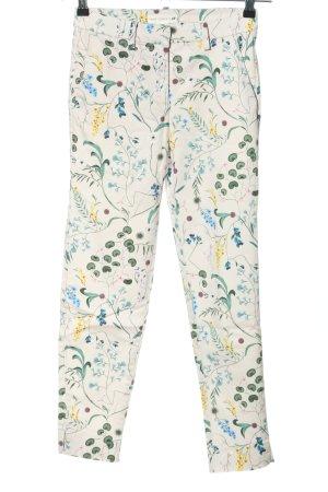 Anna Glover × H&M Spodnie materiałowe Na całej powierzchni W stylu casual