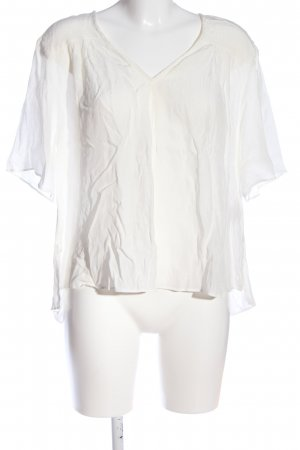 Anna Glover × H&M Transparante blouse wit casual uitstraling