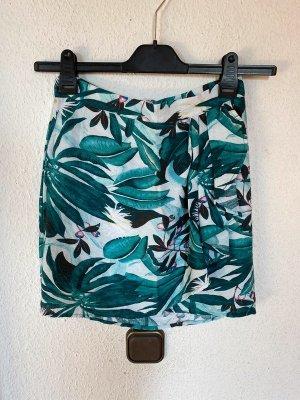 Anna Glover × H&M Rok met hoge taille veelkleurig Viscose