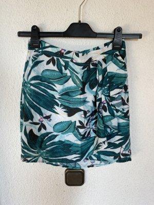 Anna Glover × H&M Rok met hoge taille veelkleurig