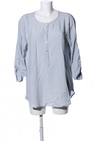 Anna Justper Shirt Blouse light grey business style