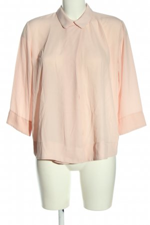 Anna Justper Long Sleeve Blouse pink casual look