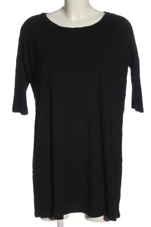 Anna Justper Mini Dress black casual look