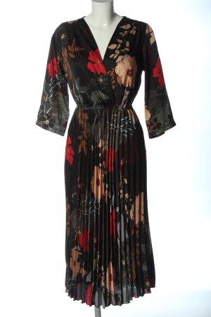 Anna Justper Longsleeve Dress multicolored