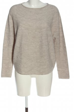 Anna Justper Crewneck Sweater natural white casual look