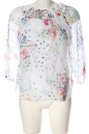 Anna Justper Slip-over Blouse allover print casual look
