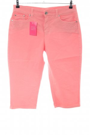 Anna Montana 7/8-jeans roze casual uitstraling