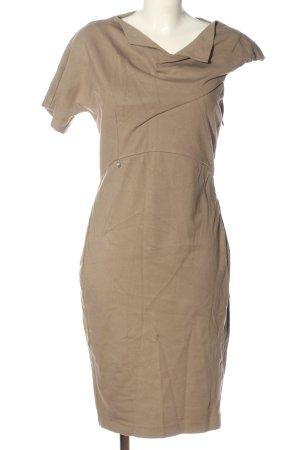 Anna Rita N Ołówkowa sukienka brązowy Melanżowy W stylu casual