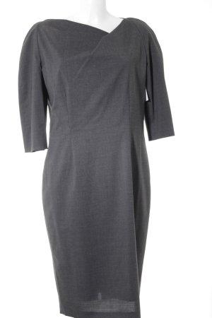 Anna's Dress Affair Abito longuette grigio elegante