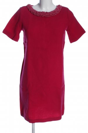 Anna's Dress Affair Shortsleeve Dress red casual look