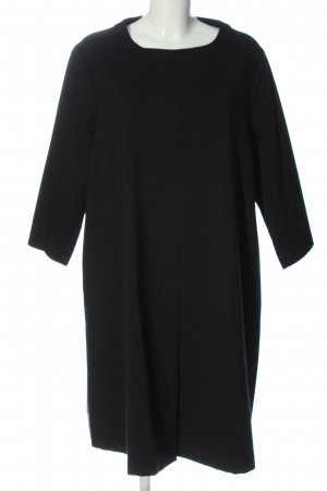 Anna's Dress Affair Sukienka z długim rękawem czarny Styl klasyczny