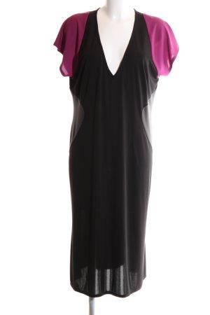 Anna Scholz for Sheego T-shirt jurk veelkleurig casual uitstraling