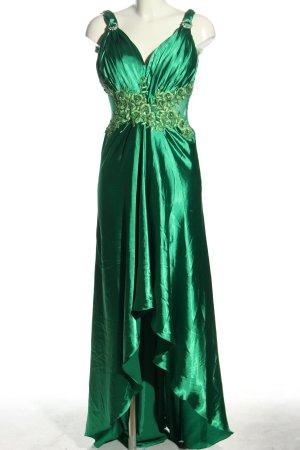 Anna Scott Robe de soirée vert élégant