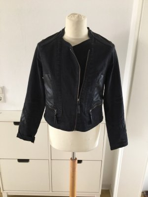 Anna Scott Denim Jacket black