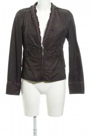 Anna Scott Short Jacket dark grey casual look