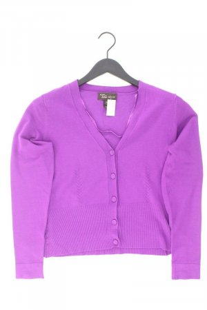 Anna Scott Knitted Cardigan lilac-mauve-purple-dark violet viscose