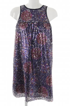 Anna Sui Sequin Dress multicolored party style