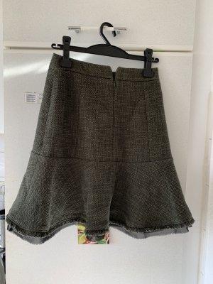 Anna K Balloon Skirt khaki