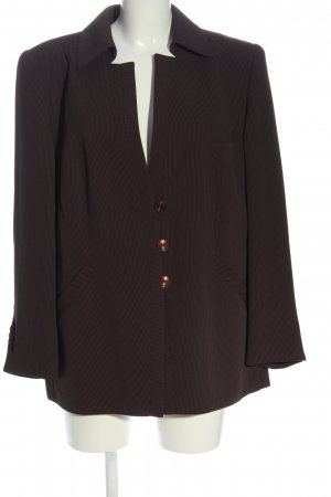 Anna v. Braun Short Blazer brown casual look