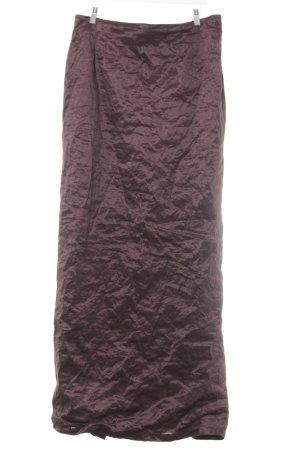 Anna von Griesheim Maxi Skirt bordeaux elegant