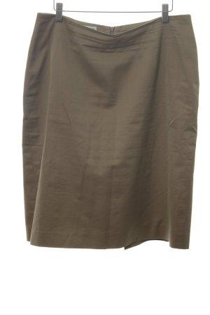 Anna von Griesheim Pencil Skirt bronze-colored business style
