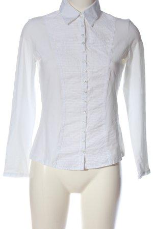 Anne Fontaine Chemise à manches longues blanc style décontracté