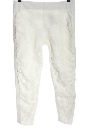 Anne Fontaine Legginsy biały W stylu casual