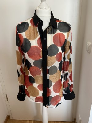 Anne Klein Long Sleeve Blouse multicolored