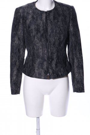 Anne Klein Short Jacket black flecked casual look