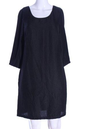 Anne L. A-Linien Kleid schwarz Casual-Look