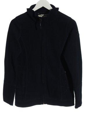 Anne L. Polarowy sweter czarny W stylu casual